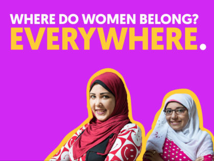 Global Fund for Women's mission is to champion gender equality, making sure that every woman feels safe, strong, powerful and heard. These days, women need your help more than ever. Donate here.